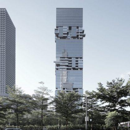 SBF Tower está a punto de completarse 7
