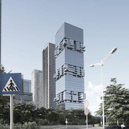 SBF Tower está a punto de completarse 8
