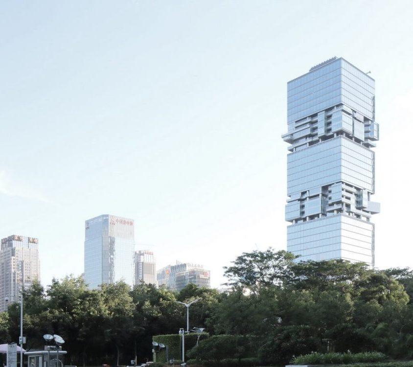 SBF Tower está a punto de completarse 9