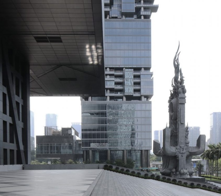 SBF Tower está a punto de completarse 11