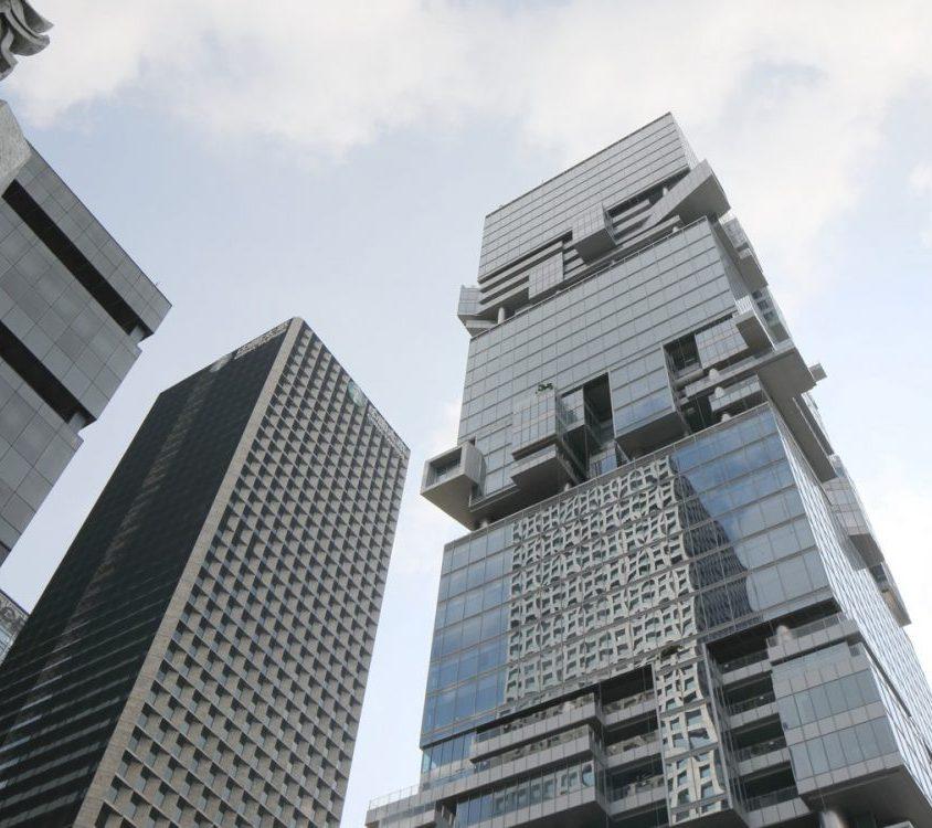SBF Tower está a punto de completarse 5