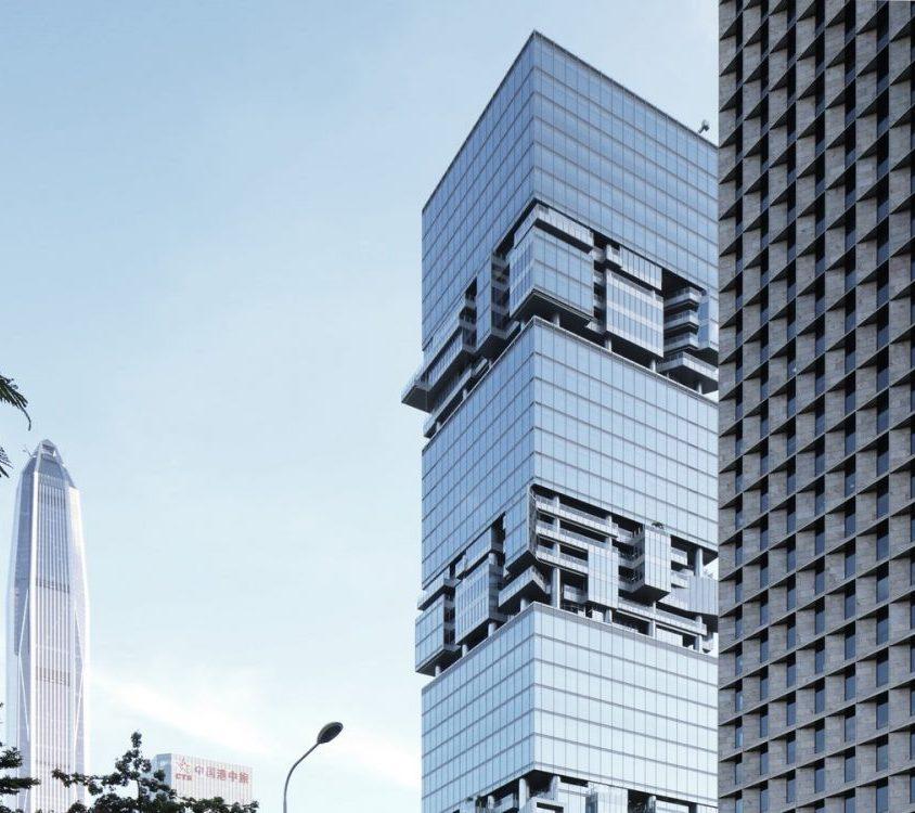 SBF Tower está a punto de completarse 4