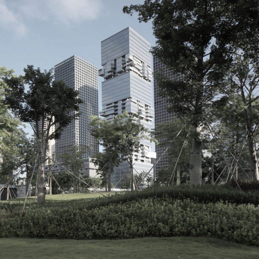 SBF Tower está a punto de completarse 10
