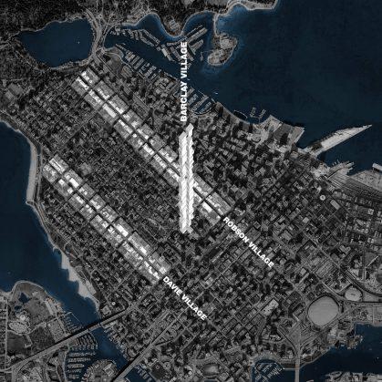 Las torres gemelas residenciales de Vancouver 3