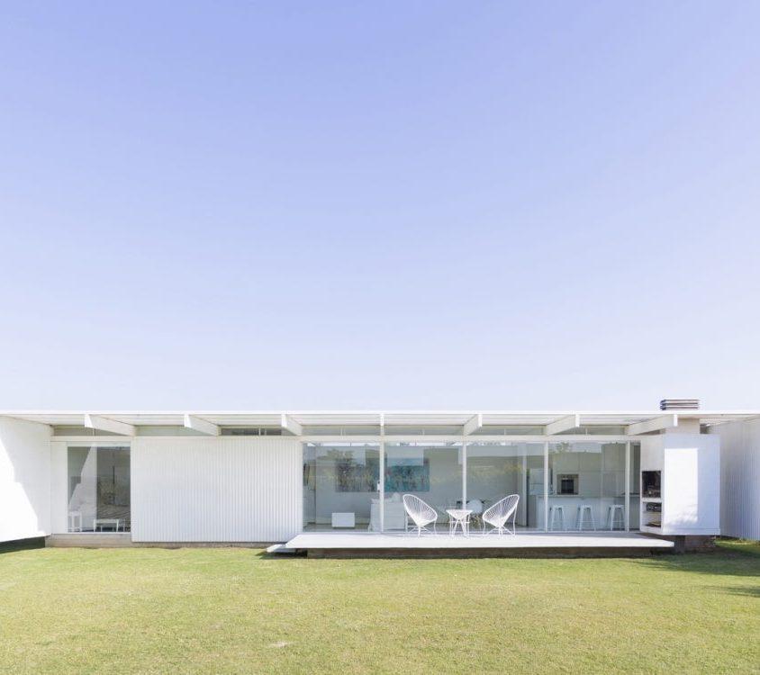 Una casa de 70 m² en El Maitén 1