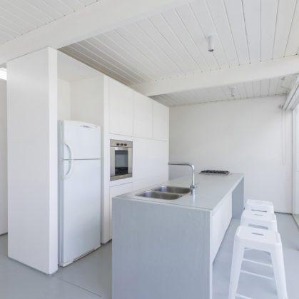 Una casa de 70 m² en El Maitén 14