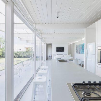 Una casa de 70 m² en El Maitén 15