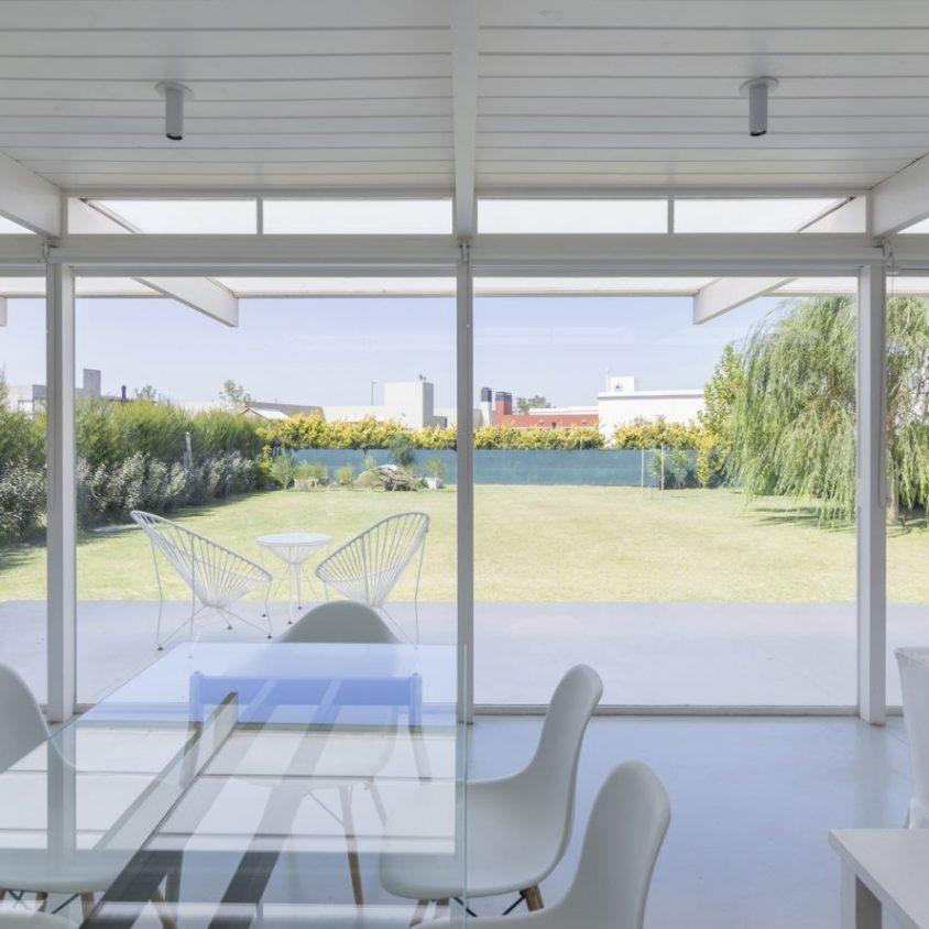 Una casa de 70 m² en El Maitén 9