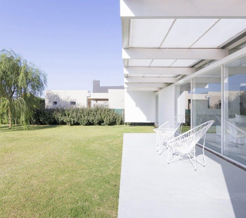 Una casa de 70 m² en El Maitén 7