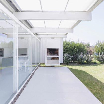 Una casa de 70 m² en El Maitén 10