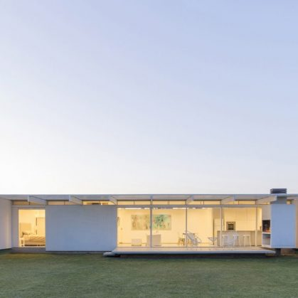 Una casa de 70 m² en El Maitén 23