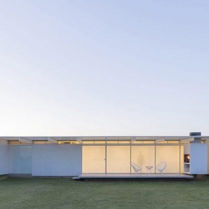 Una casa de 70 m² en El Maitén 22