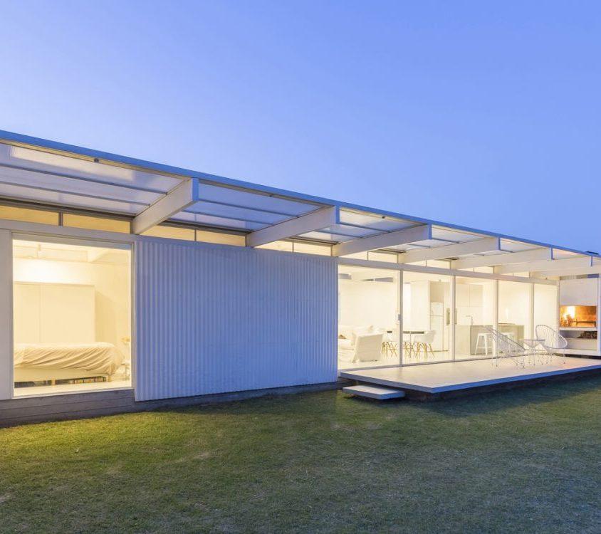 Una casa de 70 m² en El Maitén 20