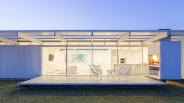 Una casa de 70 m² en El Maitén 13