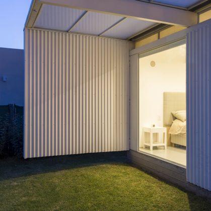 Una casa de 70 m² en El Maitén 24