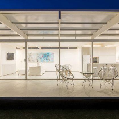 Una casa de 70 m² en El Maitén 25