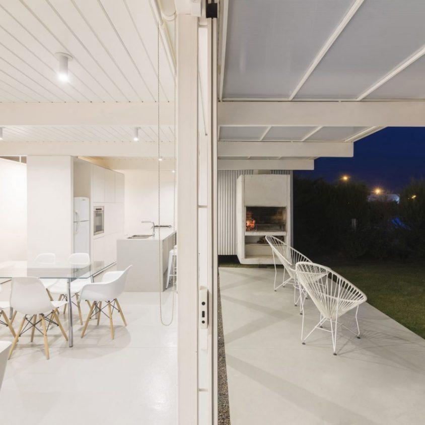 Una casa de 70 m² en El Maitén 18