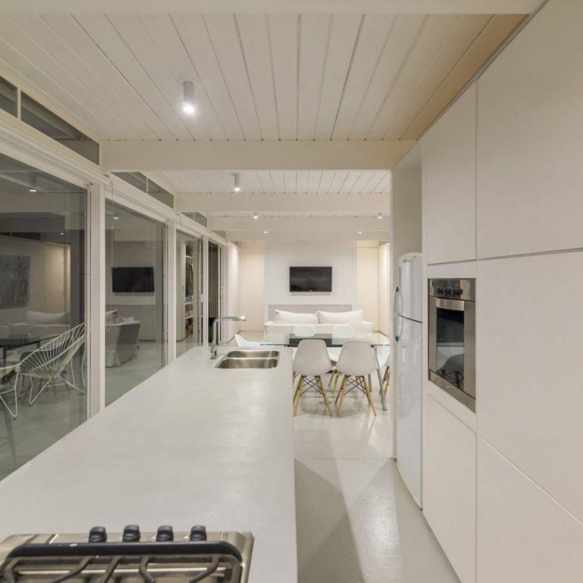 Una casa de 70 m² en El Maitén 17