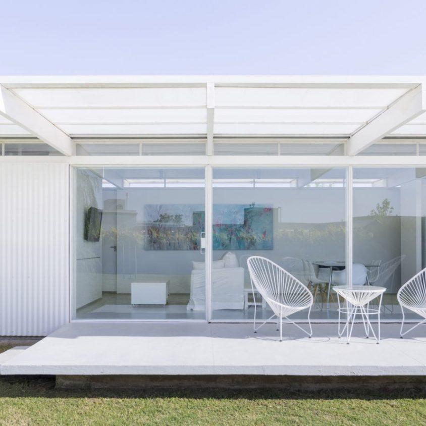 Una casa de 70 m² en El Maitén 6