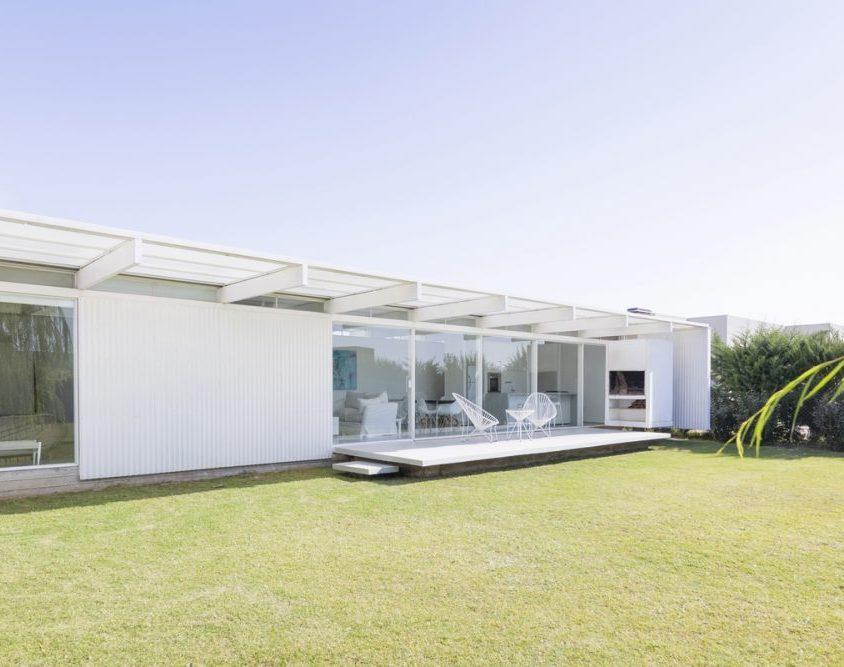 Una casa de 70 m² en El Maitén 2