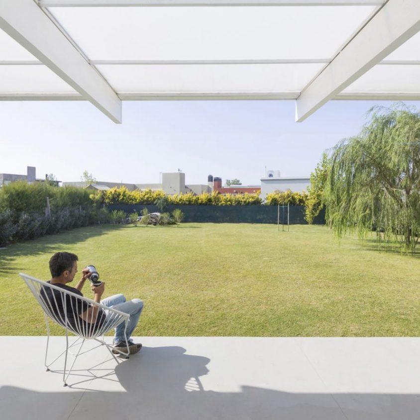 Una casa de 70 m² en El Maitén 8