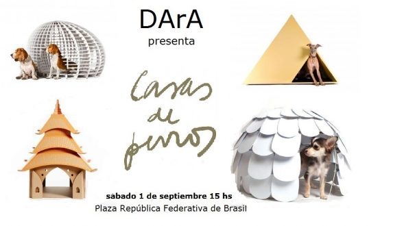 """DArA presenta la muestra """"Casas de perros"""" 5"""