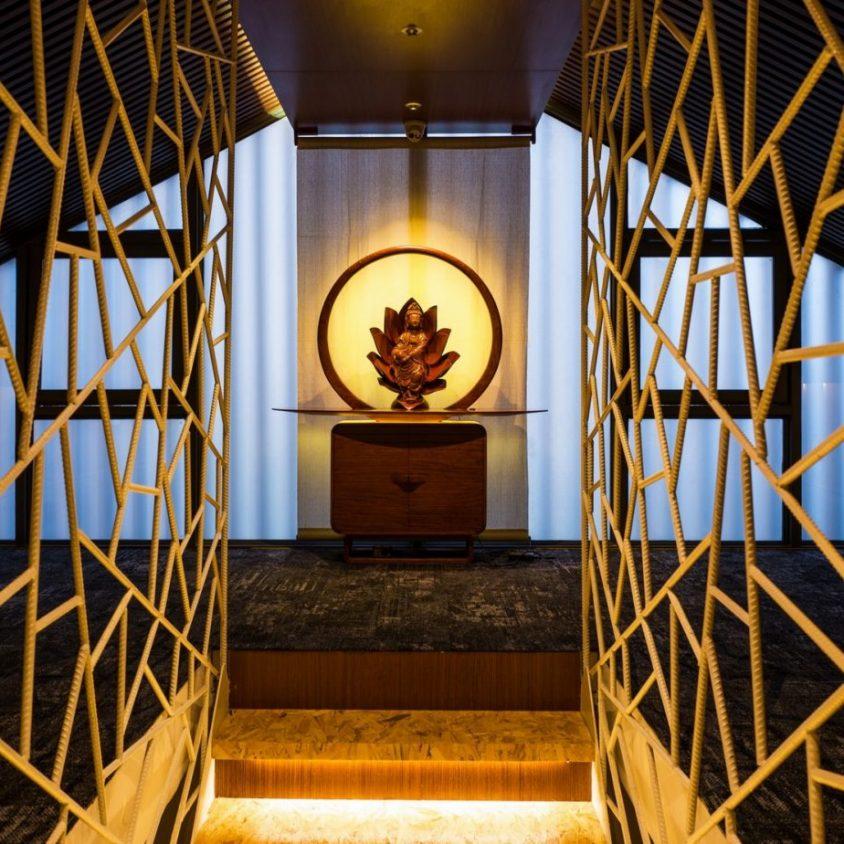 La habitación de un Buda 8