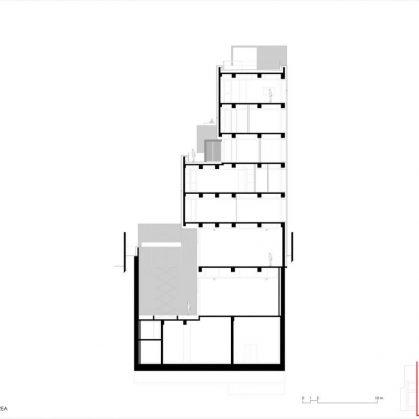 WAP Art Space, un edificio de uso mixto 7