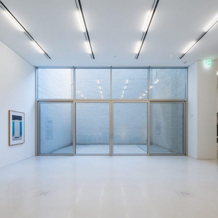 WAP Art Space, un edificio de uso mixto 6