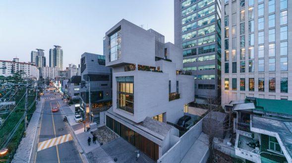 WAP Art Space, un edificio de uso mixto 14