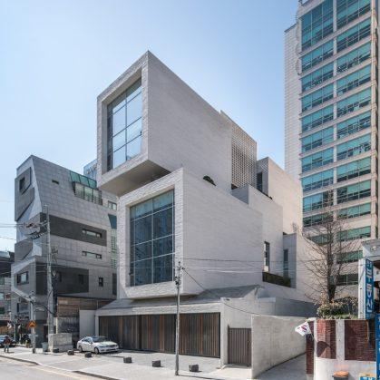 WAP Art Space, un edificio de uso mixto 15