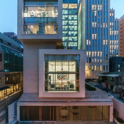 WAP Art Space, un edificio de uso mixto 16