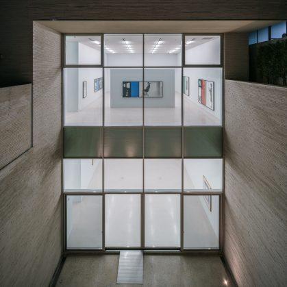 WAP Art Space, un edificio de uso mixto 12