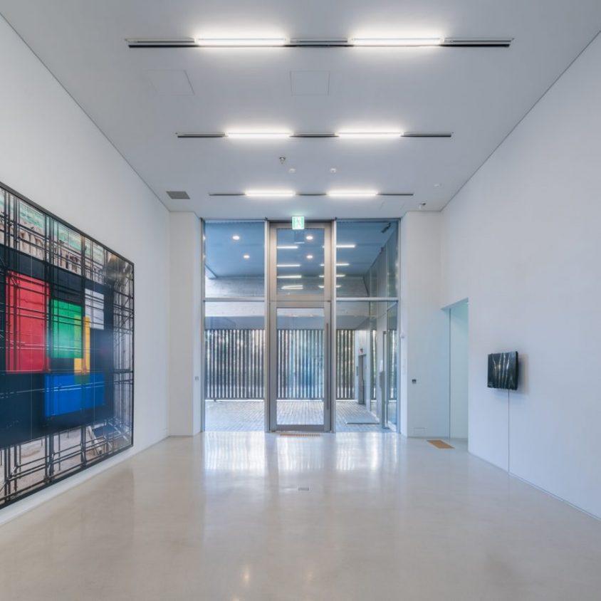 WAP Art Space, un edificio de uso mixto 9