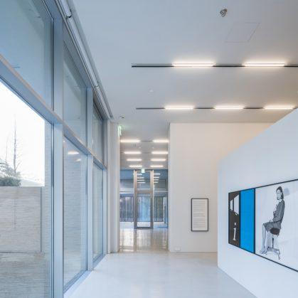 WAP Art Space, un edificio de uso mixto 13
