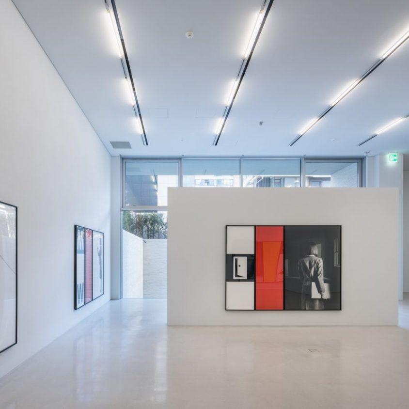 WAP Art Space, un edificio de uso mixto 10