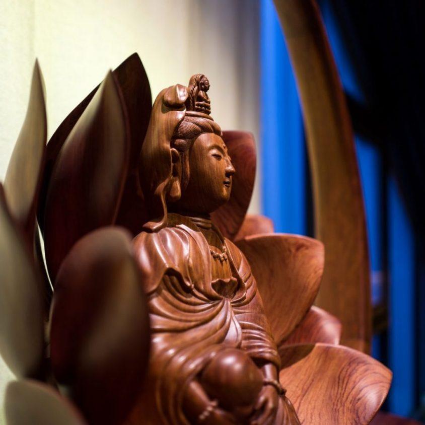 La habitación de un Buda 13
