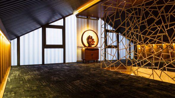 La habitación de un Buda 1