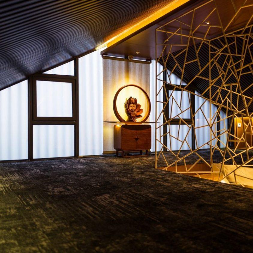 La habitación de un Buda 9