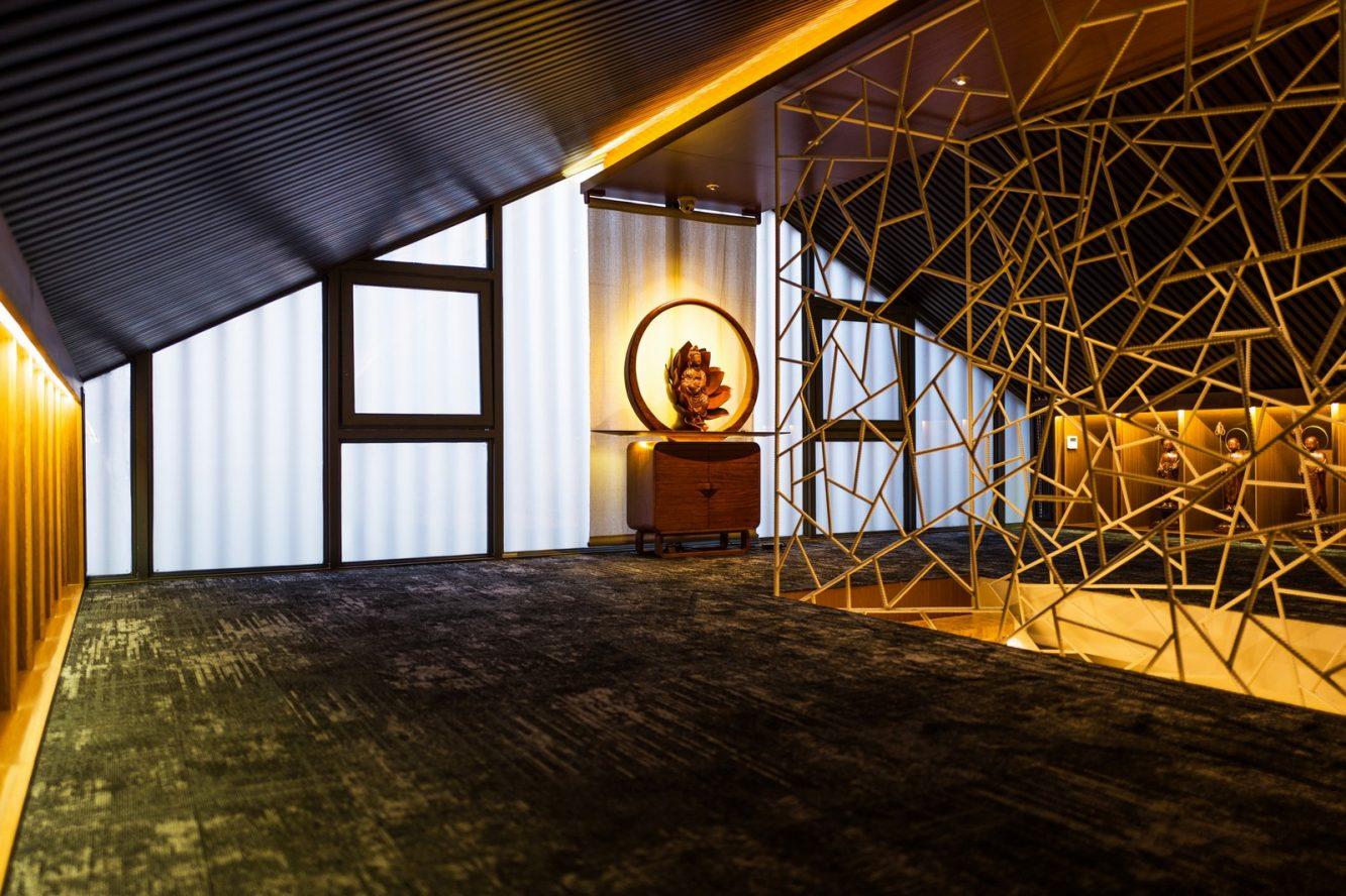 La habitación de un Buda 20