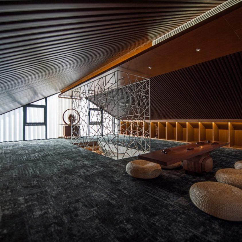 La habitación de un Buda 5
