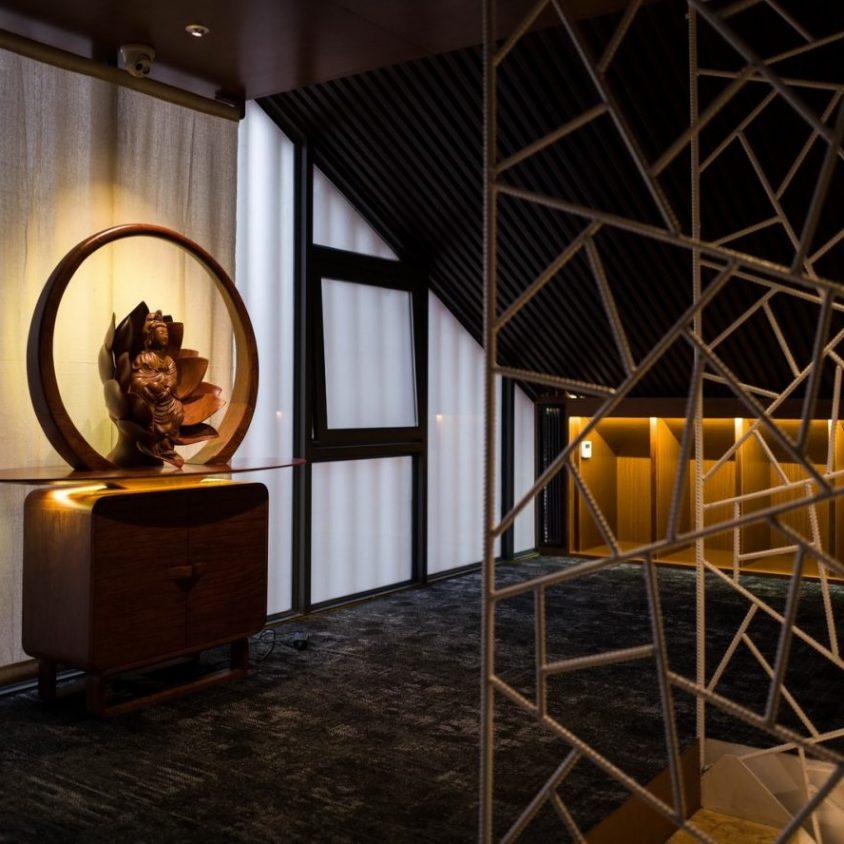 La habitación de un Buda 19