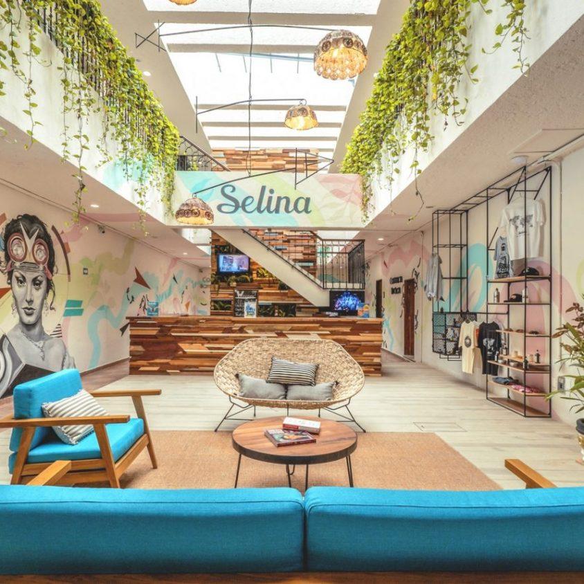 Selina, el hotel para nómades llega a Buenos Aires 1