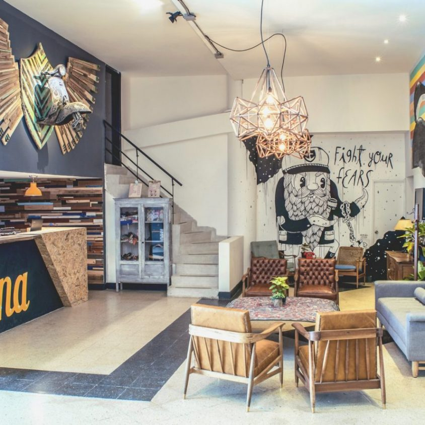 Selina, el hotel para nómades llega a Buenos Aires 3