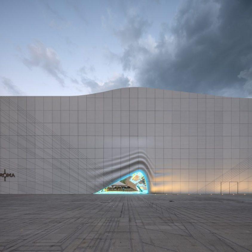 El complejo de arte y entretenimiento de MVRDV 7