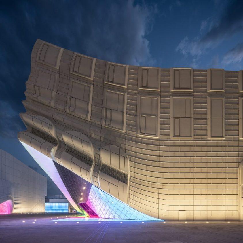 El complejo de arte y entretenimiento de MVRDV 24