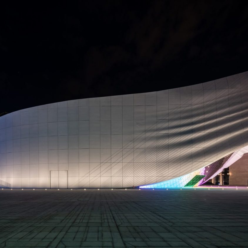 El complejo de arte y entretenimiento de MVRDV 22