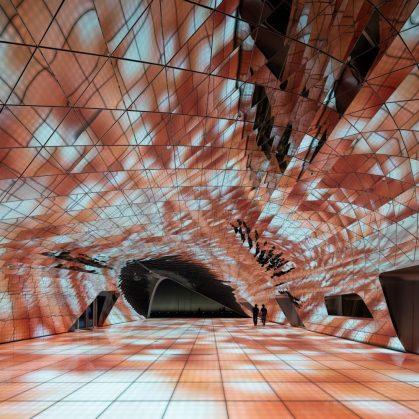 El complejo de arte y entretenimiento de MVRDV 11