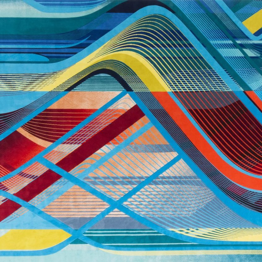 Las alfombras RE / Form de Zaha Hadid Design 1