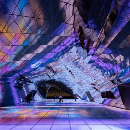 El complejo de arte y entretenimiento de MVRDV 10